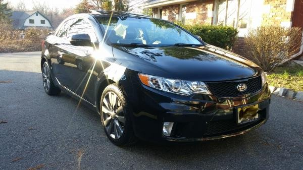 Showcase cover image for Dreadedeath's 2011 Kia Forte Koup