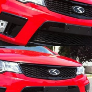 Koup SX Badges