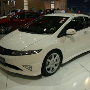 typercivic 2007 was the year they came out see anything the same on the forte