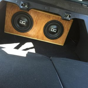 Front pic of box and subs